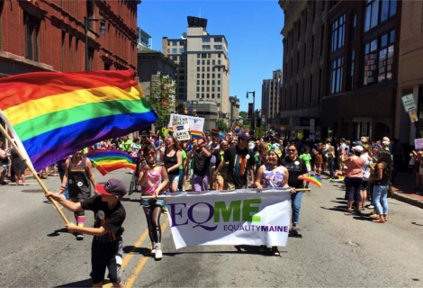 Pride Portland 2016