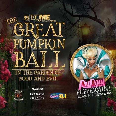 The Great Pumpkin Ball