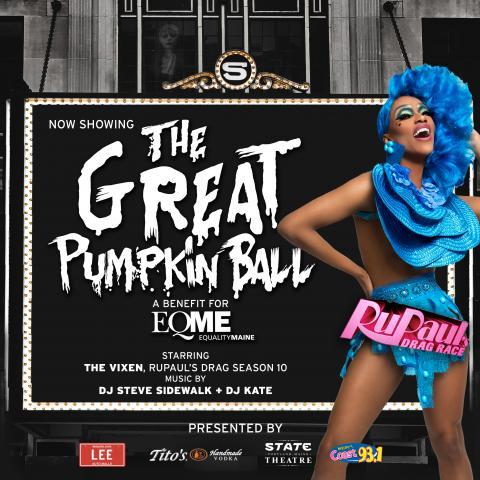 2018 Great Pumpkin Ball Promo Image