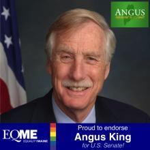 Angus King for U.S. Senate